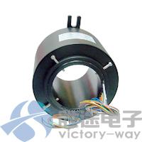 通孔型bob直播官网 系列化孔径,适合工业自动化装置、电缆卷筒等